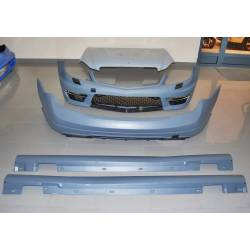 Body Kit Mercedes W204 11-13 Look AMG
