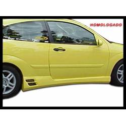 Side Skirts Ford Focus 1998 R34 Type
