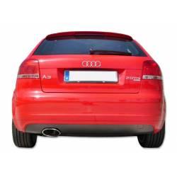 Rear Bumper Audi A3 2003-2012 Look S3