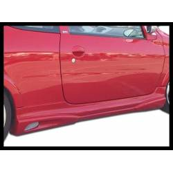 Side Skirts Peugeot 206 CC