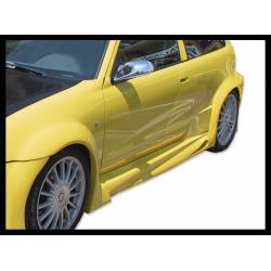 Side Skirts Rover 25 Mg, With Side Gill