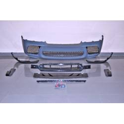 Paragolpes Delantero BMW E71 Look M Performance ABS