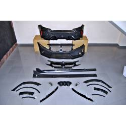 Kit De Carrocería Honda Civic MK10 Sedan 2016+ look Type R ABS