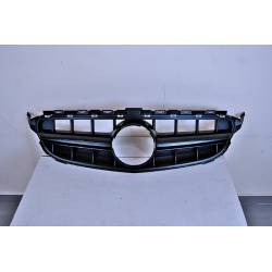 Front Grill Mercedes W205 2014-2018 BLACK