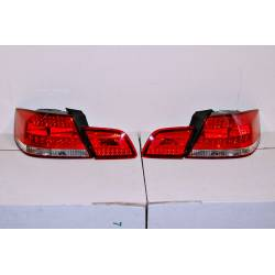 Set Of Rear Tail Lights BMW E92 Led Red