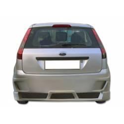 Paragolpes Trasero Ford Fiesta 02