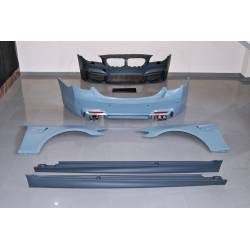 KIT DE CARROCERIA BMW F10 2010-2012 LOOK M4 ALETAS ESCAPE