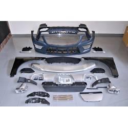Body Kit Mercedes W166 2012 look AMG ML63