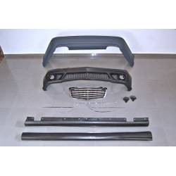 Body Kit Mercedes W211 06-09 Look AMG E63 Grill