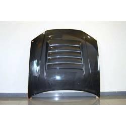 CAPOT CARBONE NISSAN SKYLINE R34 GT-T, AVEC PRISE D'AIR
