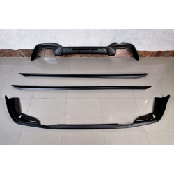 Kit De Carrocería BMW G20 / G21 M-tech Black ABS
