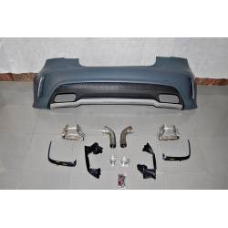 Paragolpes Trasero Mercedes W176 2012-2015 Look AMG A45