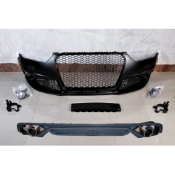Body Kit Audi A4 13-16 Look RS4 B8.5