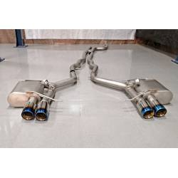 Exhaust BMW F10 /F11 520i, 523i, 528i, 535i