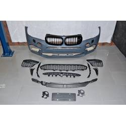 Front Bumper BMW F15 2013-2019 Look X5M