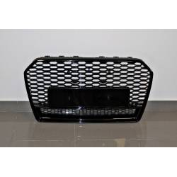 Front Grill Audi A6 2016 Look RS6