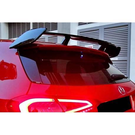 Alerón Mercedes W177 Look AMG Negro brillante