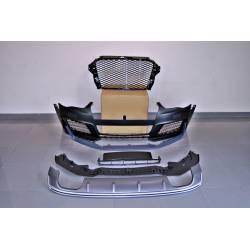 Body Kit Audi A3 V8 13-15 Sportback Look RS3 II