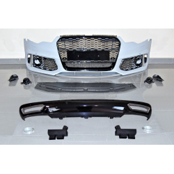 Kit De Carrocería Audi A6 Sedan / Avant C7 4G 2011-2015 Look W12