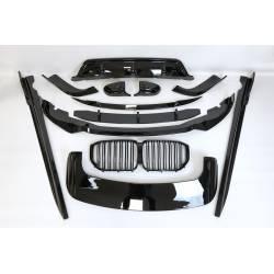 Kit De Carrocería BMW G05 X5 M Performance Brillante Negro
