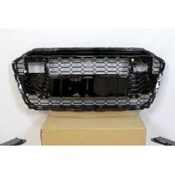 Parrilla AUDI A6 2020 Look RS6 BLACK