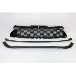 Calandre Mini Cooper S56S 07-13 Black Look JCW