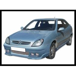 Front Bumper Citroen Xsara 2000, 4 Headlamps Type