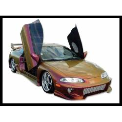 Front Bumper Mitsubishi Eclipse From 1996 Onwards, Racing Type
