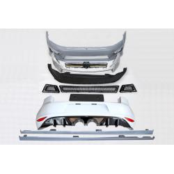 Body Kit Volkswagen Golf 7 R400 3/5D