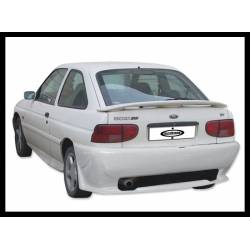 Rear Bumper Ford Escort 1995, Sport Type