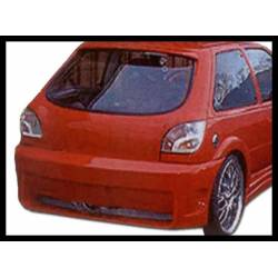 Rear Bumper Ford Fiesta 1996-1999