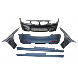 Body Kit BMW F32 / F33 Look M4 Fenders Cover Mirrors