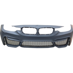Front Bumper BMW F30-F31 LOOK M4 ABS