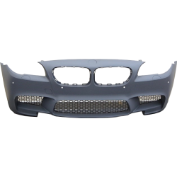 Paragolpes Delantero BMW F10 / F11 / F18 10-12 Look M5 ABS Sensores
