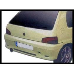 Rear Bumper Peugeot 106, I Type