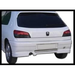 Rear Bumper Peugeot 306  I & II Phase