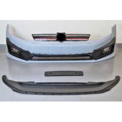 Front Bumper Volkswagen Golf 7 3/5D look R400
