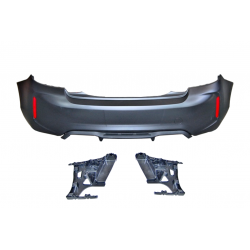Paragolpes Trasero BMW F22 / F23 2013-2019 Look M2 ABS