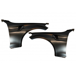 Aletas MERCEDES W205 2014-2018 4P/COUPE/ESTATE Look GT Metal