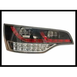 Pilotos Traseros Audi Q7 2006-2015 Led Black