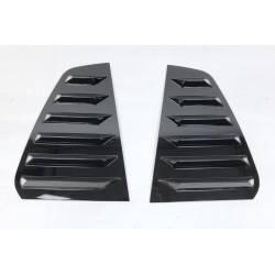 Cubre ventanillas Volkswagen Golf 7 / 7.5 5 Puertas Negro Brillante