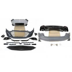 Kit De Carrocería Audi A4 2020+ Sedan Look RS4