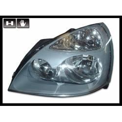 Set Of Headlamps Renault Clio 2001-2004