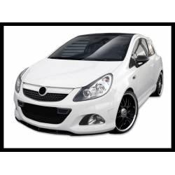 Spoiler Delantero Opel Corsa D ABS