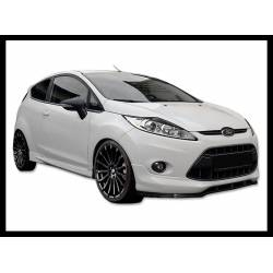 Front Spoiler Ford Fiesta 2009 Look ST