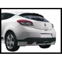 Rear Spoiler Renault Megane 2009