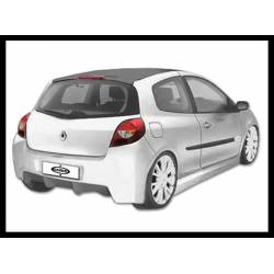 Rear Bumper Renault Clio From 2005 Onwards