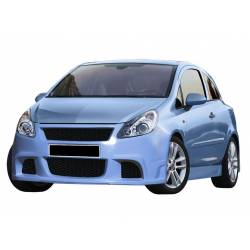 Side Skirts Opel Corsa D