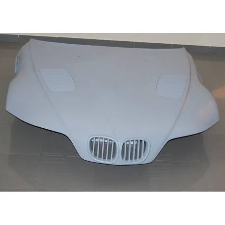 Fibreglass Bonnet BMW Z3 1996-2002, With Air Intake
