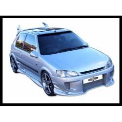 Front Bumper Peugeot 106 2000, Racing Type